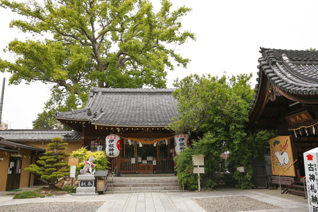 名古屋の宮参り
