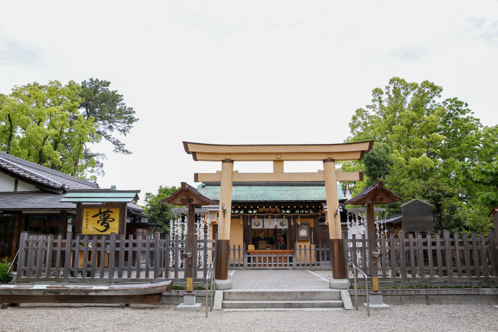 名古屋の七五三神社