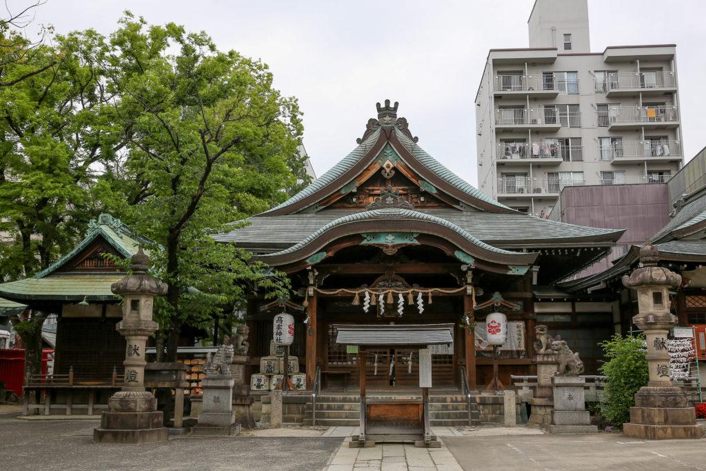 愛知の神社