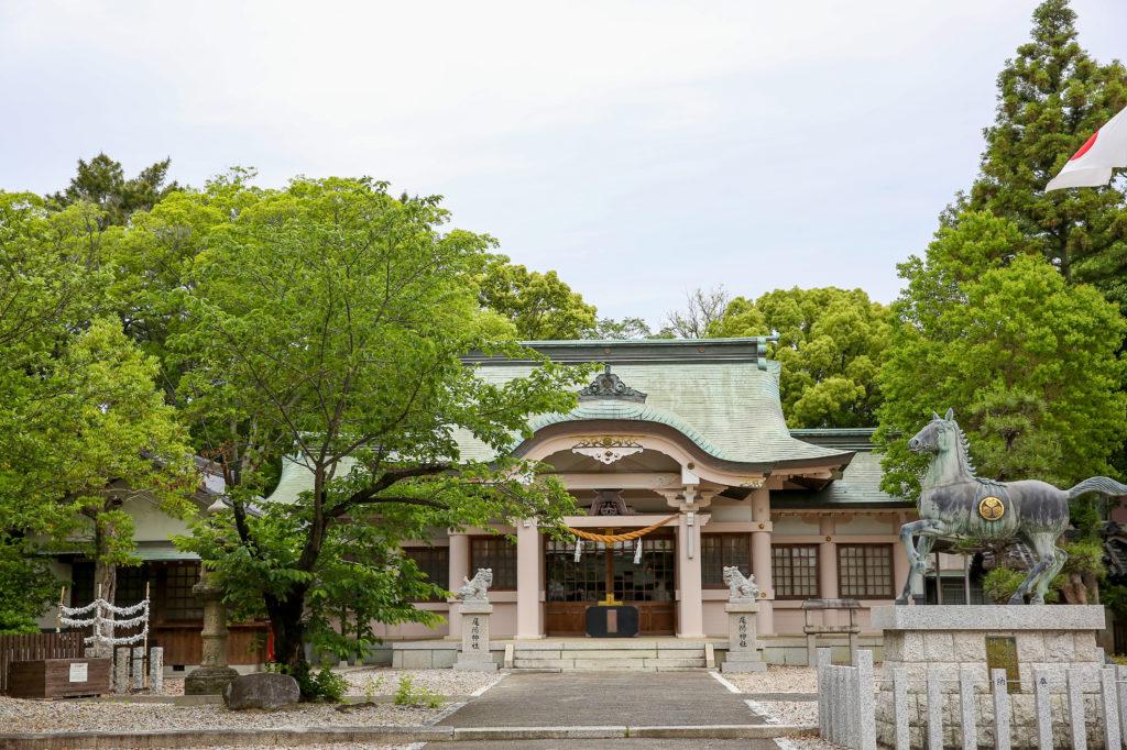 七五三神社