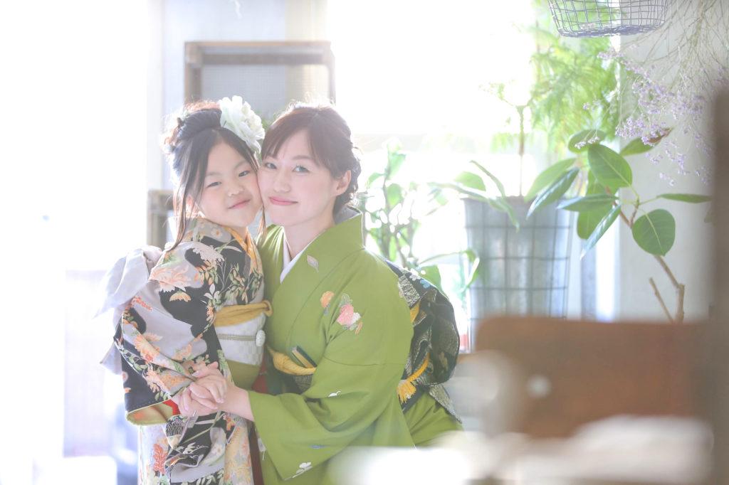 名古屋の家族写真