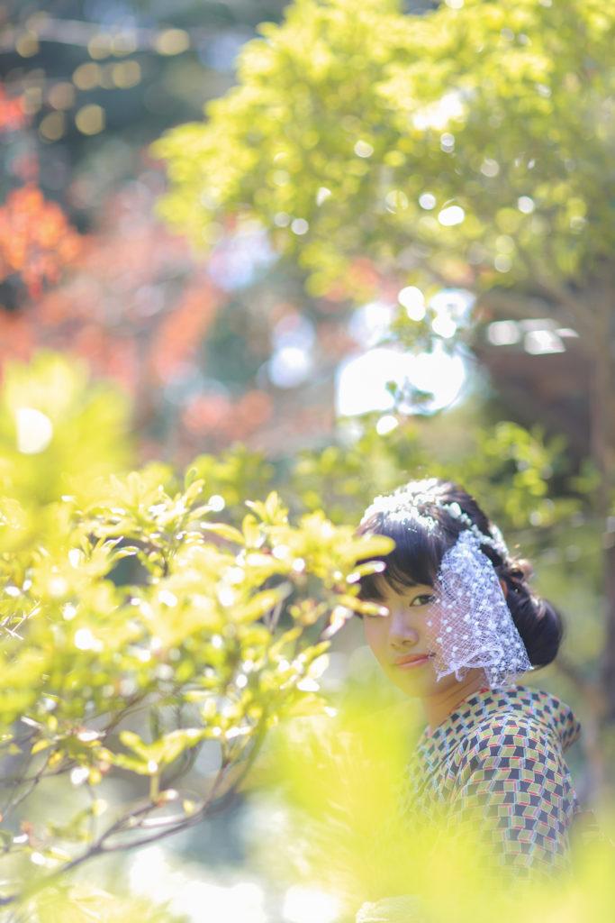 七五三写真名古屋