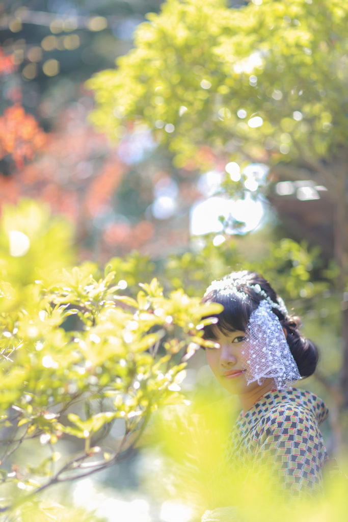 城山八幡宮神社ロケーション写真