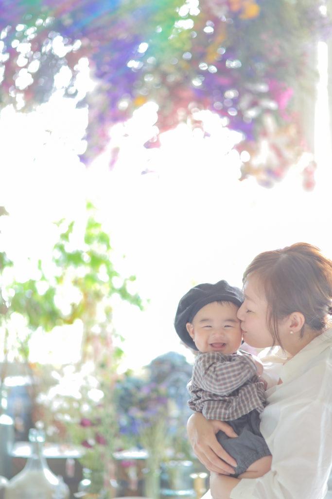 名古屋の家族写真館