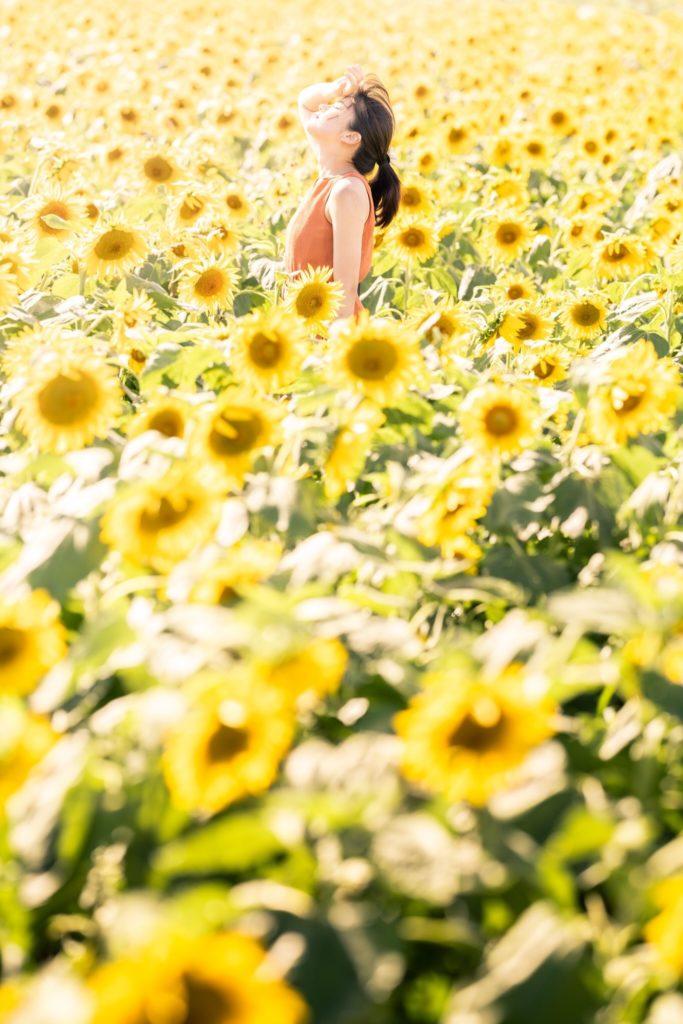 花広場ロケーション写真