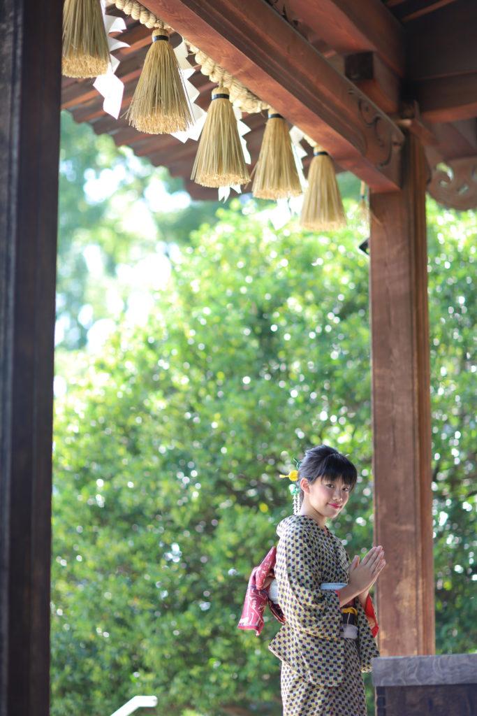 名古屋七五三参り神社