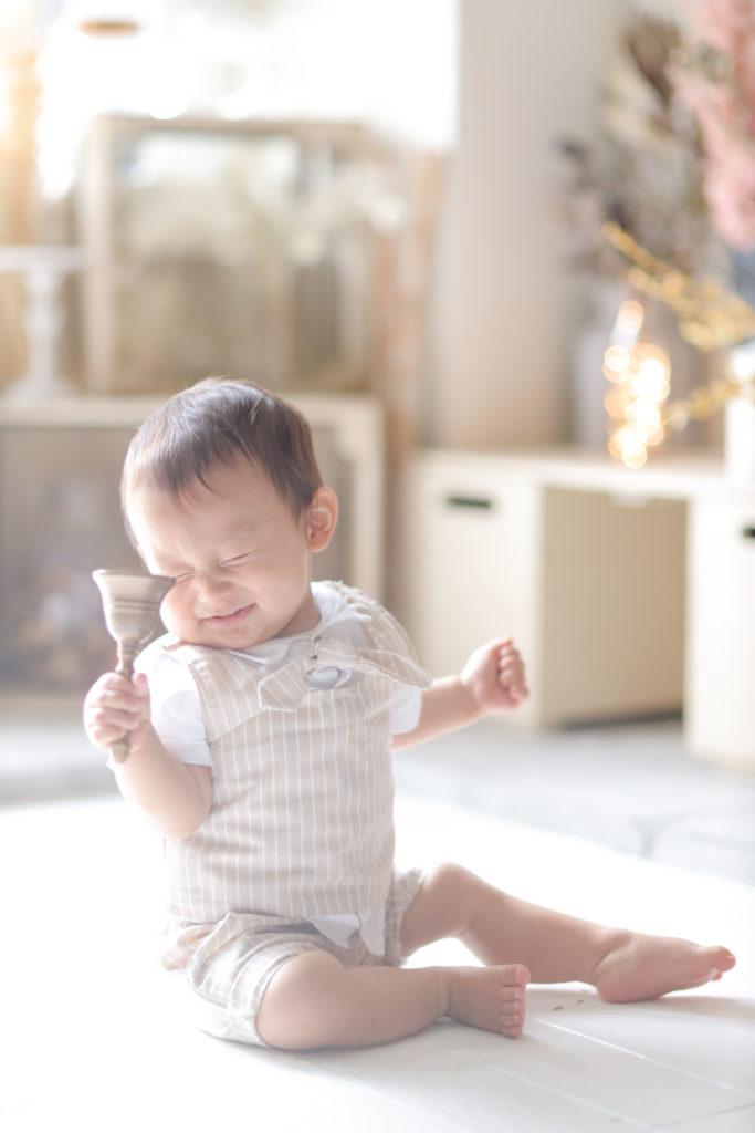 ノーブレムの赤ちゃん写真
