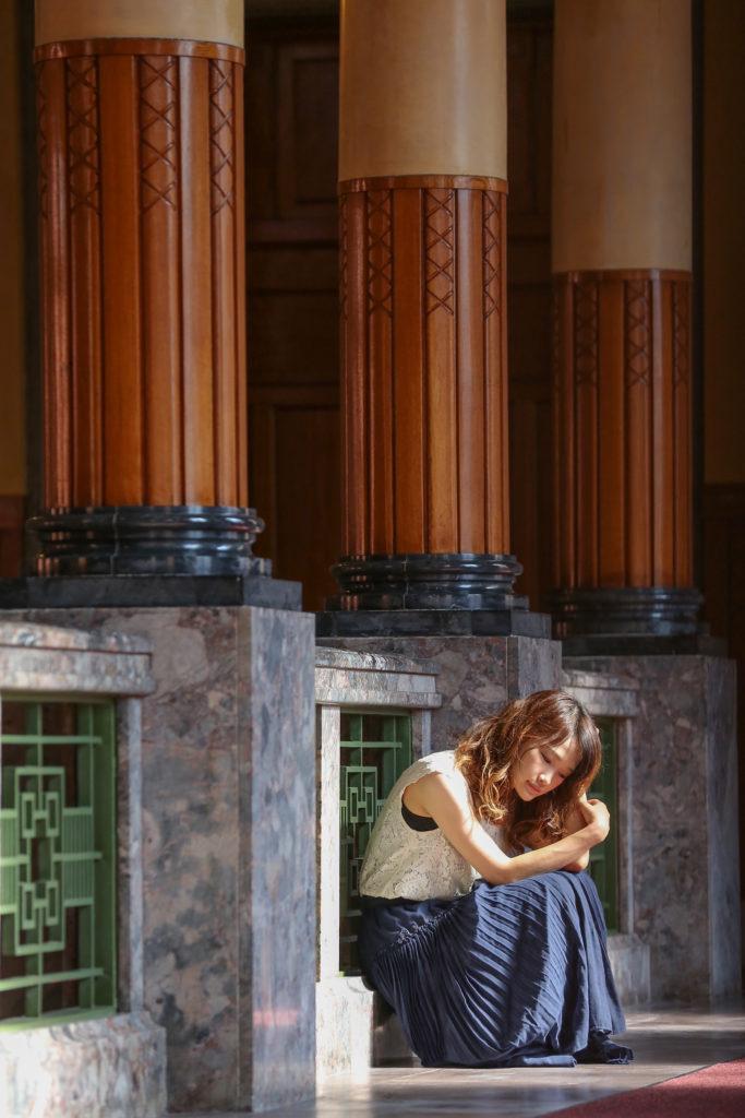 名古屋市市政資料館で撮影したロケーションプロフィール